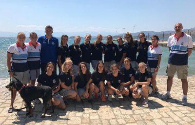 Ženska juniorska vaterpolo reprezentacija Srbije