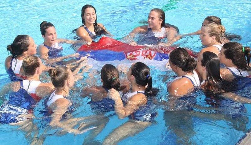 Ženska juniorska reprezentacija Srbije