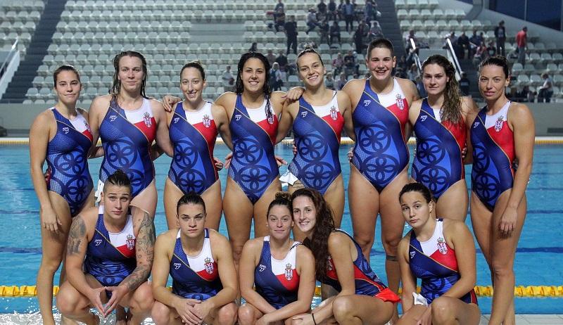 Ženska vaterpolo reprezentacija Srbije