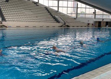 ŽVK Crvena zvezda ponovo u bazenu
